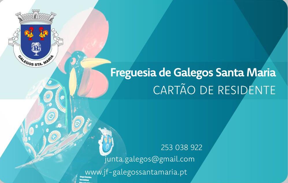 Cartão Galegos Santa Maria